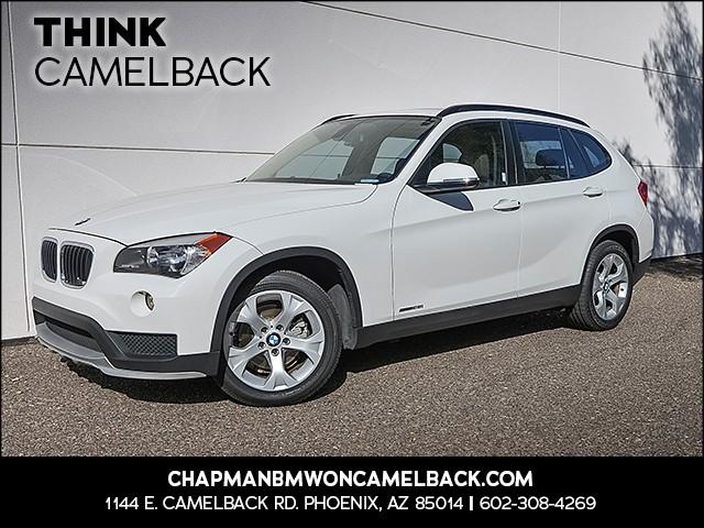 2015 BMW X1 sDrive28i 23617 miles 1127 E Camelback Rd 6023852286 Under Construction Sales Eve