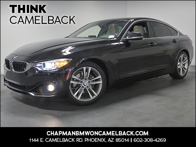 2016 BMW 4-Series 428i Gran Coupe 30730 miles Sport Package Driving Assistan