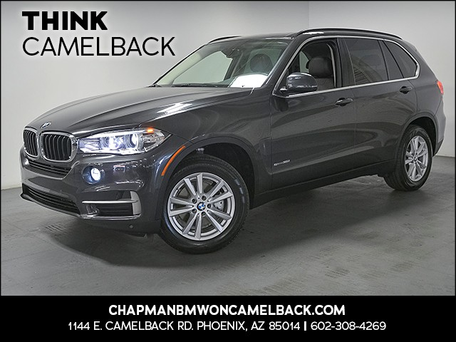 2015 BMW X5 sDrive35i 24695 miles 1144 E Camelback Rd 6023852286 Chapman BMW on Camelback is