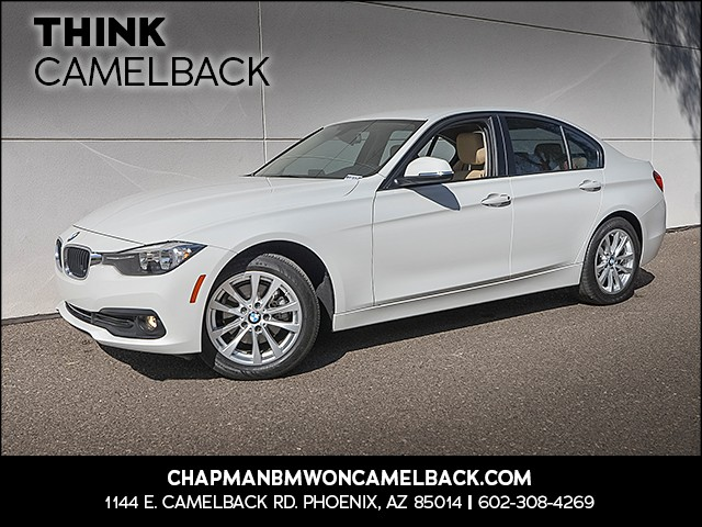 2017 BMW 3-Series Sdn 320i 11160 miles 1144 E Camelback Rd 6023852286 GRAND OPENING SALE at t