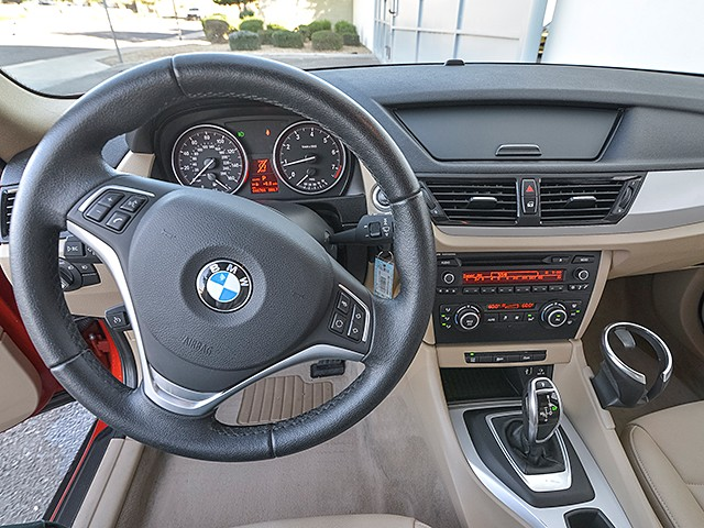 2015 BMW X1 SDRIVE28I