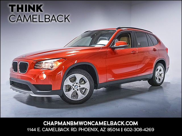 2015 BMW X1 sDrive28i 40300 miles Why Camelback Chapman BMW on Camelback uses real time market