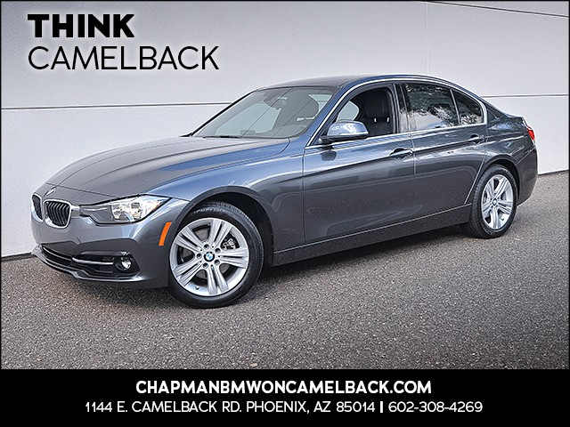 2017 BMW 3-Series Sdn 330i 13492 miles 1144 E Camelback Rd 6023852286 GRAND OPENING SALE at t