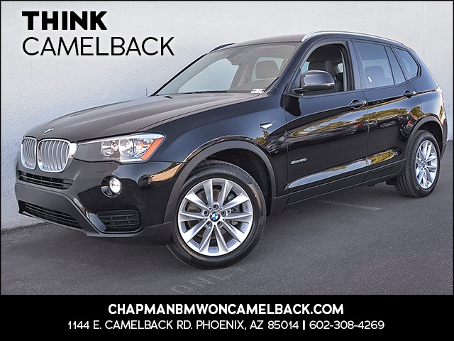 2017 BMW X3 sDrive28i 17665 miles 1144 E Camelback Rd 6023852286 GRAND OPENING SALE at the al