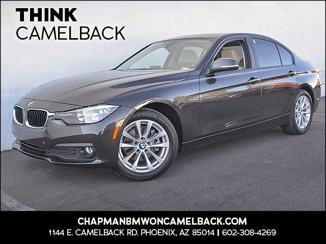 2017 BMW 3-Series Sdn 320i 14540 miles 1144 E Camelback Rd 6023852286 GRAND OPENING SALE at t