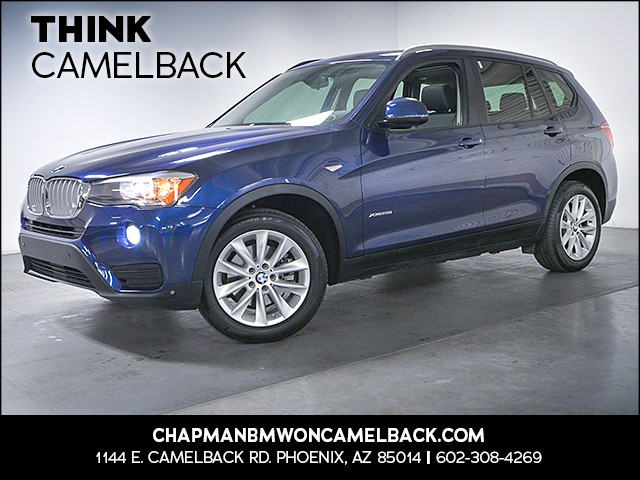 2016 BMW X3 xDrive28i 30738 miles Driving Assistance Package Premium Package