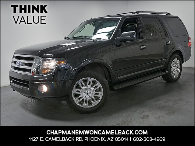 2011 Ford Expedition Limited 80592 miles 6023852286 Chapman Value Center in Phoenix speciali