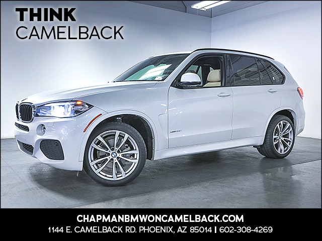 2015 BMW X5 xDrive35i 33904 miles M Sport Cold Weather Package Driving Assistance Package Luxu