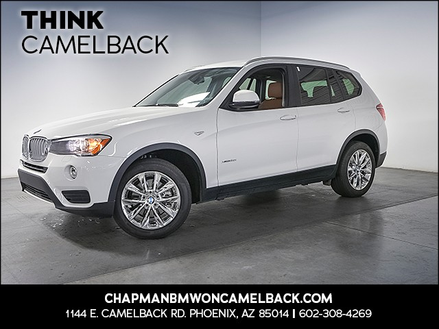 2016 BMW X3 xDrive28i 21148 miles 1144 E Camelback Rd 6023852286 Chapman BMW on Camelback is