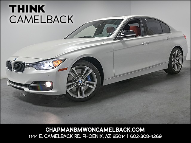 2015 BMW 3-Series Sdn 335i 29349 miles 1144 E Camelback Rd 6023852286 Chapman BMW on Camelbac
