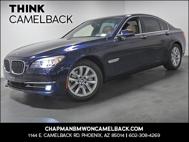 2015 BMW 7-Series 740i 31307 miles 6023852286 Holiday Sales Event at Chapman BMW on Camelba