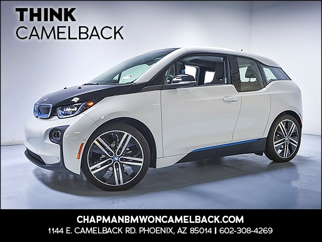 2017 BMW i3 Rex 13372 miles Why Camelback Chapman BMW on Camelback is the C