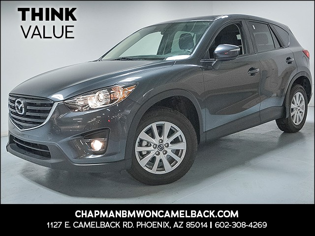 2016 Mazda CX-5 Touring 48457 miles VIN JM3KE2CY6G0616343 For more information contact our in