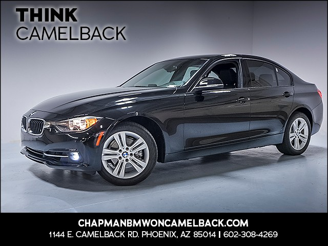 2016 BMW 3-Series 328i 26646 miles VIN WBA8E9G57GNT46938 For more informa