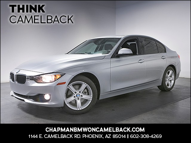 2015 BMW 3-Series Sdn 328i 48790 miles 1144 E Camelback Rd 6023852286 Chapman BMW on Camelbac