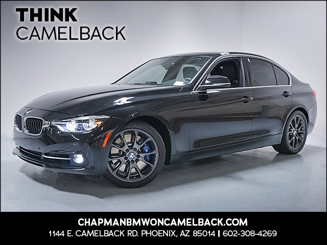 2016 BMW 3-Series Sdn 340i 23276 miles Think Camelback New Years Sales Even