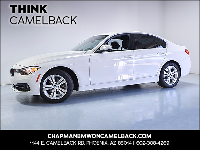 2017 BMW 3-Series Sdn 330i 7706 miles Why Camelback Chapman BMW on Camelback uses real time mar