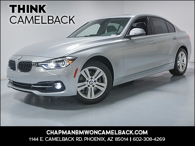 2017 BMW 3-Series Sdn 330i 11619 miles Why Camelback Chapman BMW on Camelback uses real time ma