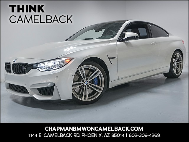 2015 BMW M4 43805 miles Why Camelback Chapman BMW on Camelback uses real time market analytics