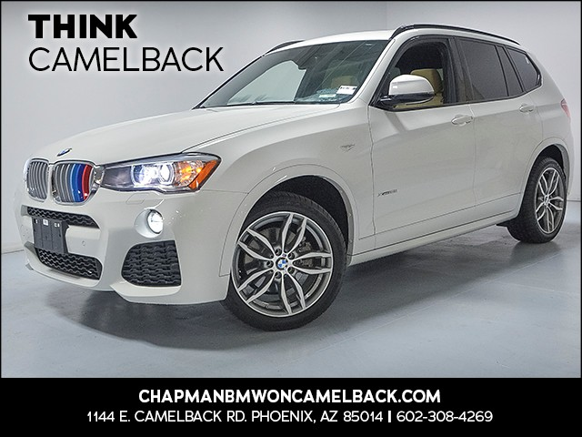 2017 BMW X3 xDrive35i 22986 miles VIN 5UXWX7C58H0U41455 For more information contact our inte