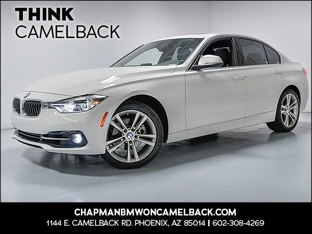 2018 BMW 3-Series Sdn 330i 13812 miles VIN WBA8B9G53JNU57308 For more inf