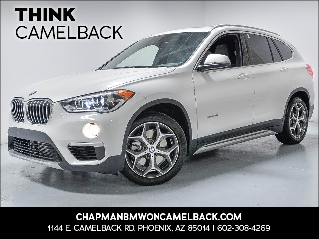 2016 BMW X1 xDrive28i 17871 miles Why Camelback Chapman BMW on Camelback is the Centrally locat