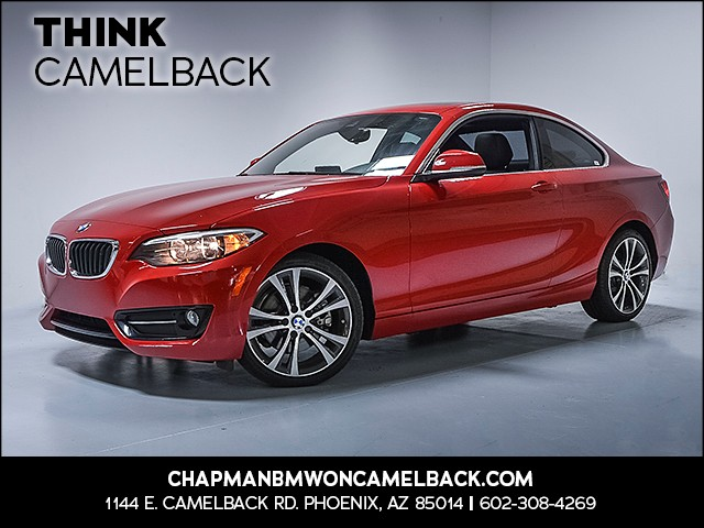 2017 BMW 2-Series 230i xDrive 13261 miles Why Camelback Chapman BMW on Came
