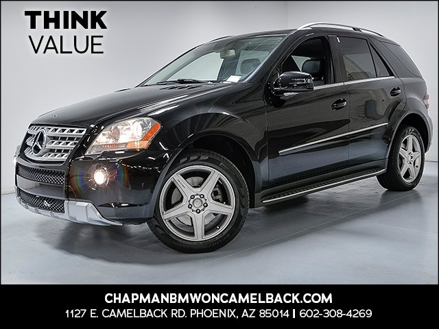2011 Mercedes M-Class ML 550 42162 miles VIN 4JGBB7CBXBA650844 For more information contact o
