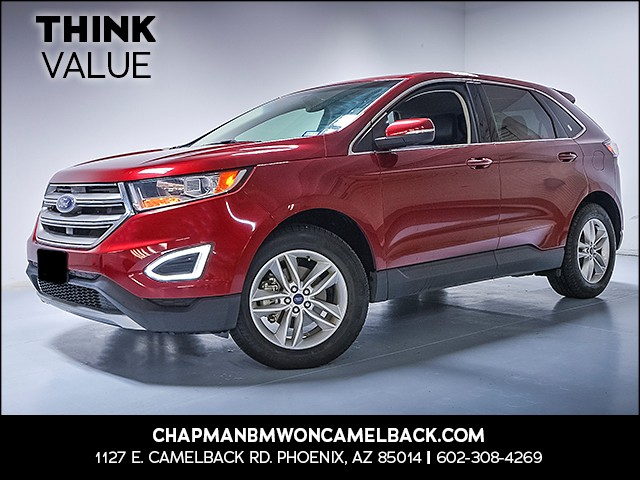 2015 Ford Edge SEL 30897 miles 6023852286 Chapman Value Center in Phoenix specializing in late
