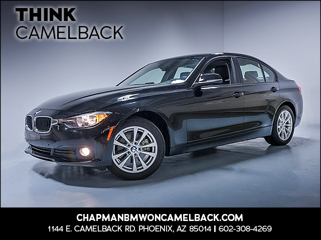 2016 BMW 3-Series Sdn 320i 29845 miles Why Camelback Chapman BMW on Camelback is the Centrally