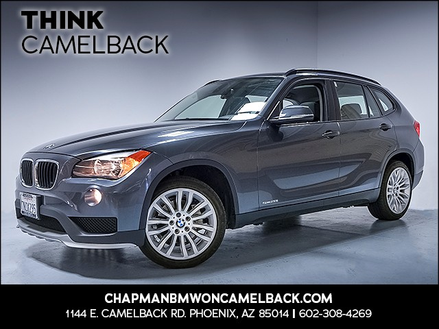 2015 BMW X1 sDrive28i 28987 miles Why Camelback Chapman BMW on Camelback uses real time market