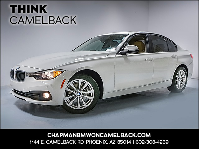2016 BMW 3-Series Sdn 320i 27524 miles Think Camelback New Years Sales Even