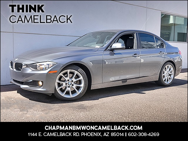 2014 BMW 3-Series Sdn 320i 43284 miles Why Camelback Chapman BMW on Camelba