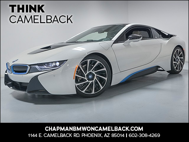 2015 BMW i8 18934 miles 1127 E Camelback Rd 6023852286 March Madness Construction Sales Event