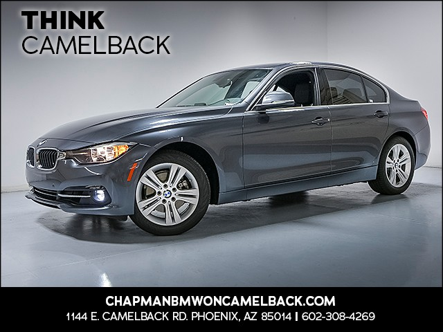 2017 BMW 3-Series Sdn 330i 11039 miles Why Camelback Chapman BMW on Camelback uses real time ma
