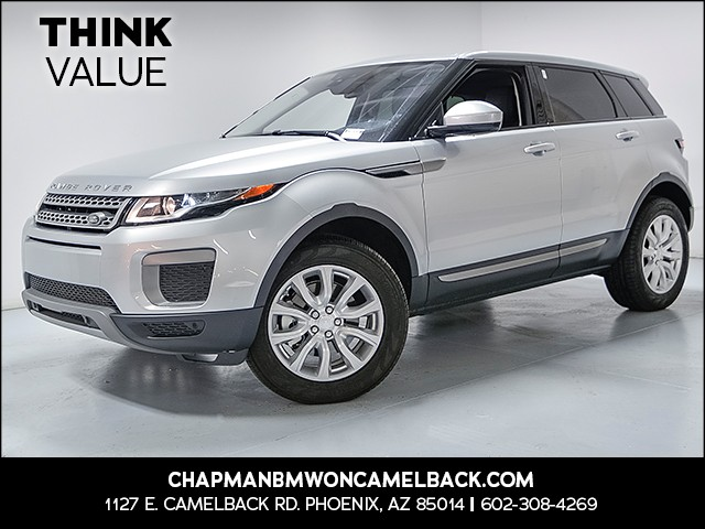 2017 Land Rover Range Rover Evoque SE 20395 miles 6023852286 Think ValueChapman Value Cent