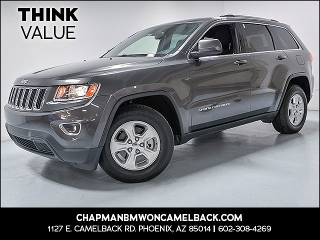 2014 Jeep Grand Cherokee Laredo 96978 miles 6023852286Think Camelback Chapman Value Cente
