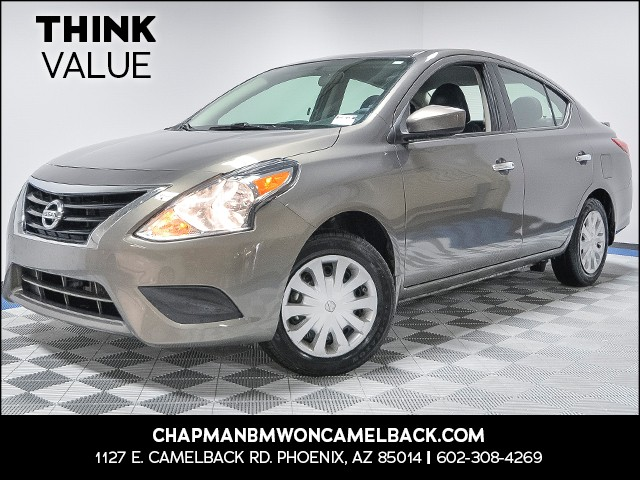 2015 Nissan Versa 16 S 40282 miles VIN 3N1CN7AP2FL943895 For more information contact our in
