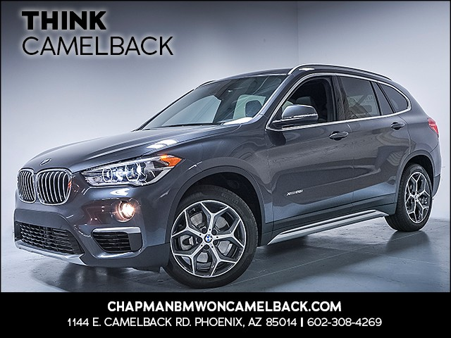 2017 BMW X1 xDrive28i 14910 miles Why Camelback Chapman BMW on Camelback is the Centrally locat