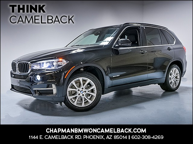 2016 BMW X5 sDrive35i 29589 miles Why Camelback Chapman BMW on Camelback uses real time market