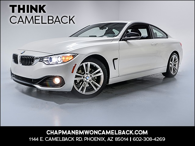 2015 BMW 4-Series 428i 36017 miles Why Camelback Chapman BMW on Camelback is the Centrally loca