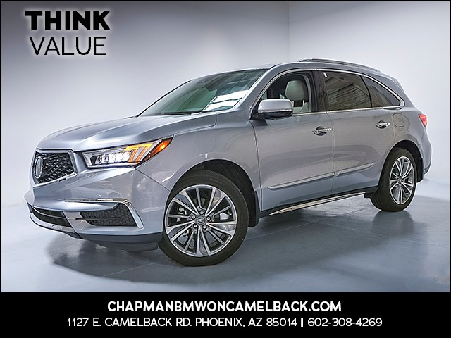 2017 Acura MDX SH-AWD wTech 22150 miles 6023852286Think Camelback Chapman Value Center i