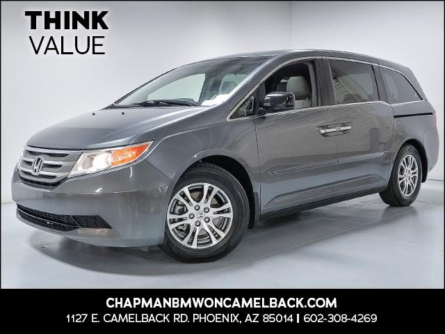 2011 Honda Odyssey EX-L 59710 miles 6023852286 Chapman Value Center in Phoenix specializing in