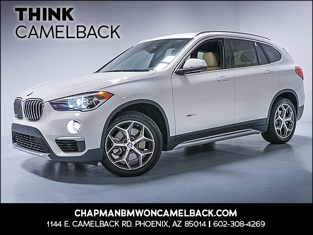 2018 BMW X1 xDrive28i 13986 miles Why Camelback Chapman BMW on Camelback is the Centrally locat