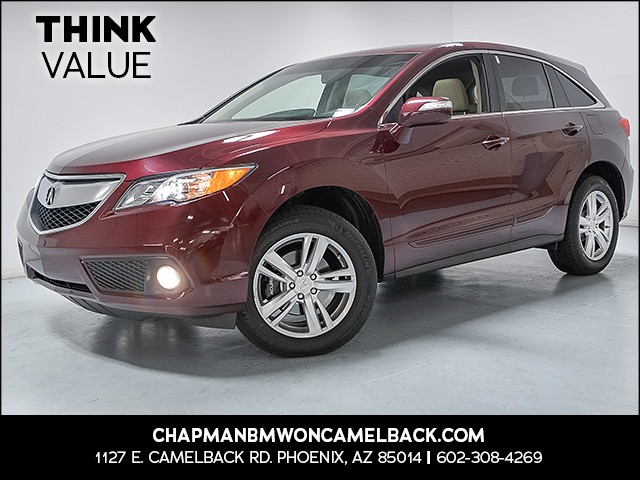 2013 Acura RDX wTech 29479 miles 6023852286 Chapman Value Center in Phoenix specializing in l