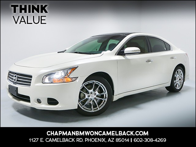 2010 Nissan Maxima 35 SV 44634 miles 6023852286 Chapman Value Center in Phoenix specializing