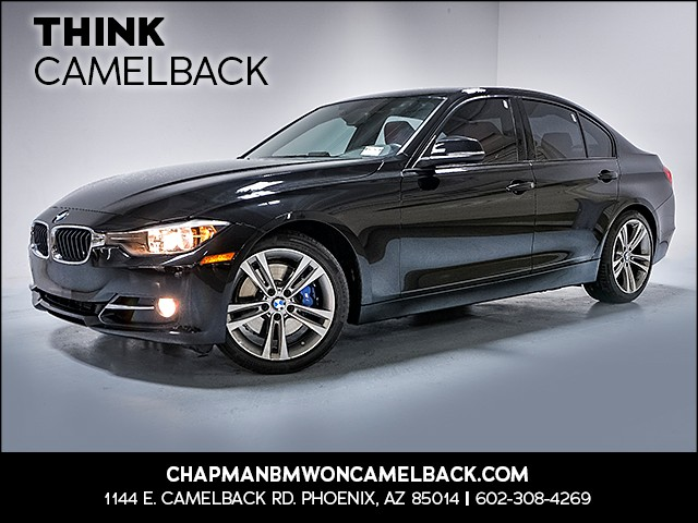2015 BMW 3-Series Sdn 328i 26802 miles Think Camelback New Years Sales Even