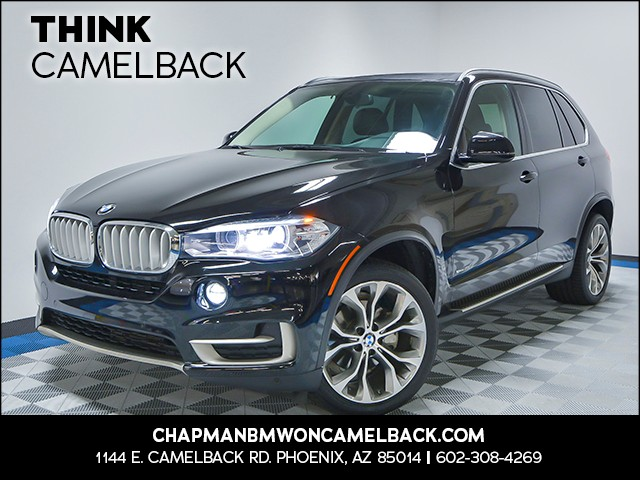 2015 BMW X5 xDrive35d 46790 miles Why Camelback Chapman BMW on Camelback is the Centrally locat