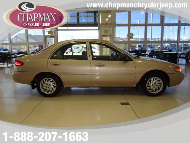 Used Cars in Henderson 1999 Ford Escort
