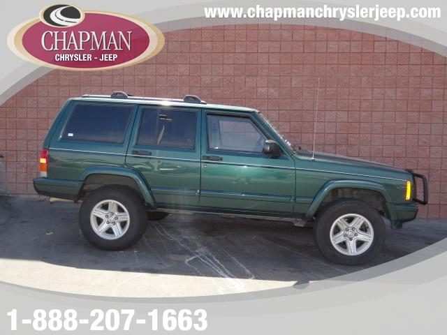 Used Cars in Henderson 2001 Jeep Cherokee